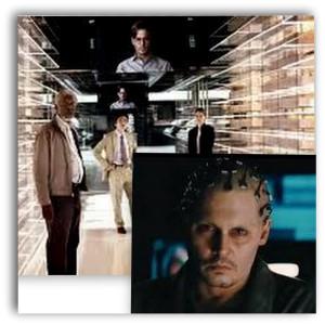 """La mente d'un famoso scienziato (Johnny Depp) sopravvive dentro un computer: tragiche conseguenze nel film di Wally Pfister, """"Transcendence"""""""
