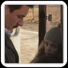 """Alex Brendemuhl e la piccola esordiente Florencia Bado in una scena di """"The German Doctor"""", per la regia di Lucia Puenzo"""