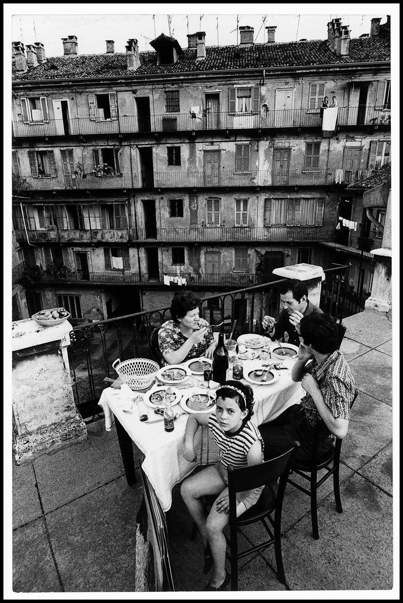 Milano com era milano com in 170 fotografie d autore for Case anni 70