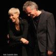 Al Teatro Menotti, le canzoni d'autore di Gaber e Brassens con Alberto Patrucco e Andrea Mirò. Tra poesia e umorismo