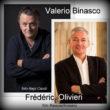 Valerio Binasco, direttore artistico dello Stabile di Torino • Frédéric Olivieri, direttore del Corpo di Ballo della Scala