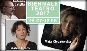 La prima edizione di Latella alla direzione del 45mo Festival del Teatro di Venezia affidata a nove registe internazionali