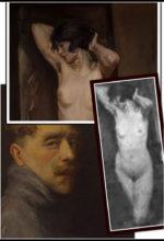 Tra mondanità e passione, le donne – nude o velate – del veneziano Lino Selvatico, protagonista del primo Novecento