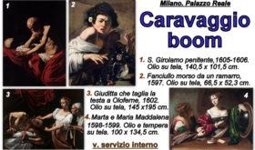 Caravaggio. A Milano 20 tele da togliere il fiato. Ognuna con la sua radiografia. Per vedere cosa c'è sotto. Ed è subito boom