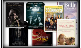 Un amore di stilista • Bimba tra due madri • Piazza Tahrir • Il segreto Winchester • Il film più brutto • Famiglia di sconnessi