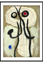 """Per la prima volta fuori dal Portogallo la Collezione Miró. Dalla città di Porto a Padova: 85 delle sue """"metamorfosi"""""""