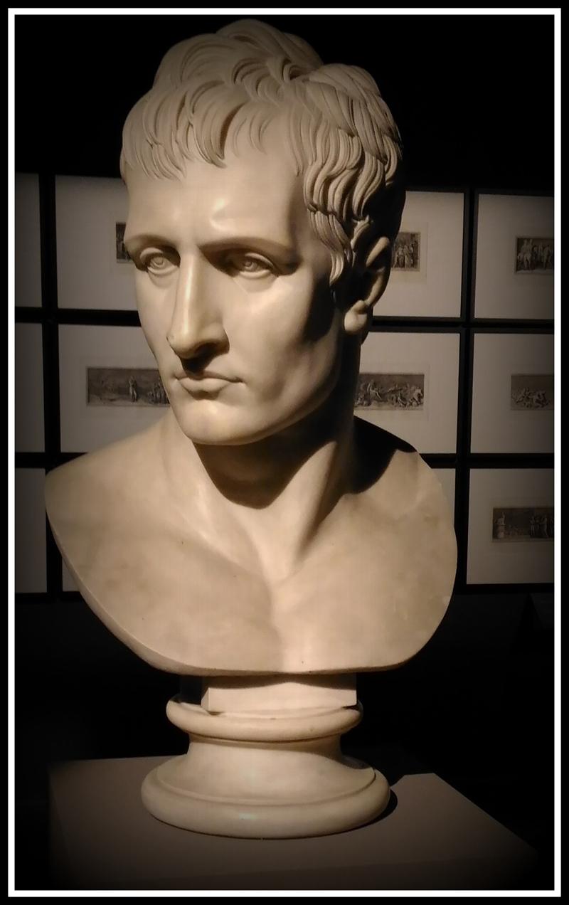 Canova, \u201cBusto colossale di Napoleone\u201d (1804,1809) \u2013 (foto pat)